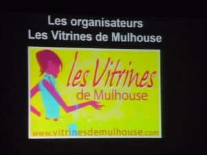 Animation Vitrine de Mulhouse